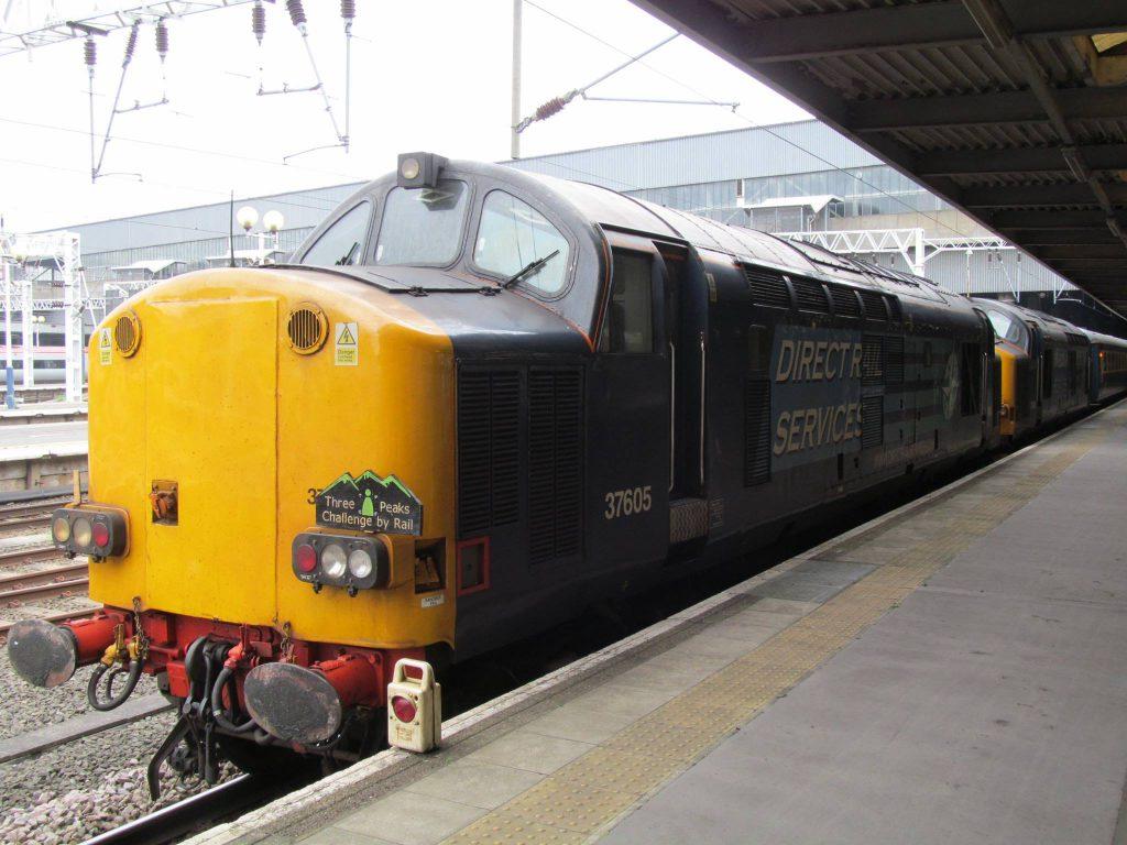 Three Peaks Class 37