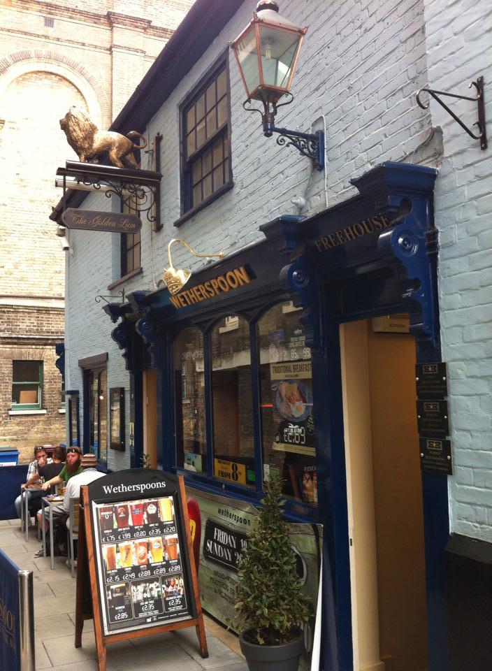 The Golden Inn